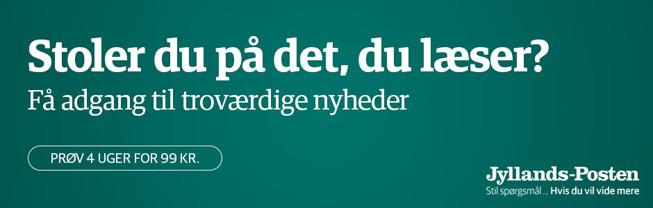 df2dec59 Nyheder 24 timer i døgnet - seneste nyt - jp - jyllands-posten.dk